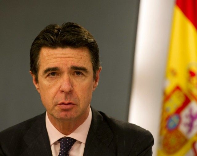 "Spain's interior minister Jose Manuel Soria said he had resigned over a ""succession of mistakes"" in his handling of the Panama Papers allegations"