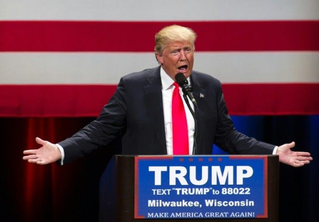Donald Trump called for Muslims to be banned from entering the US following the San Bernardino attack last December