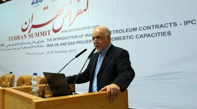 "Iranian Oil Minister Bijan Zanganeh said a key oil summit in Doha was for those who supported a production freeze, but as Tehran wasn't expected ""to sign up to the plan the presence of an Iranian representative isn't necessary"""