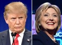 ***Horse Race LiveWire*** Trump v. Clinton Begins