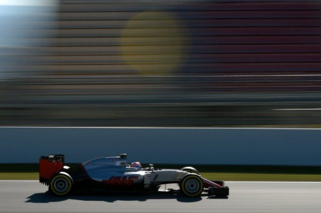 Frenchman Romain Grosjean finished sixth in Australia on his debut for the team and went one better in Bahrain