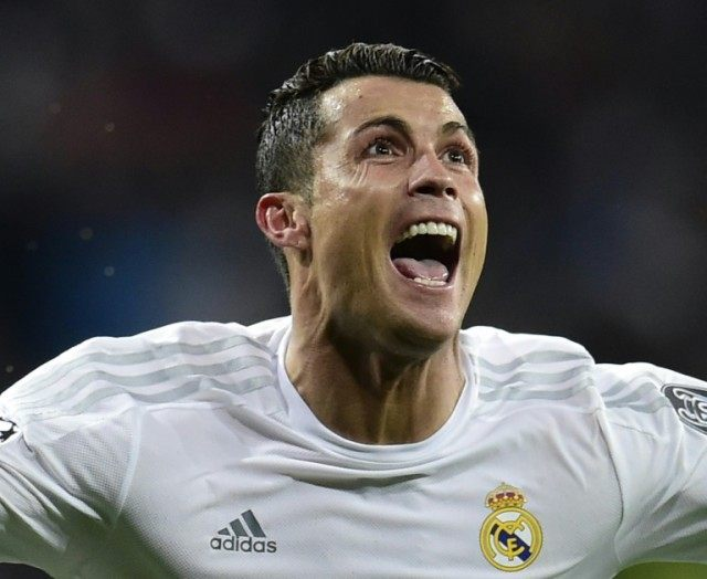 Three goals from Cristiano Ronaldo against Wolfsburg propelled Real Madrid into the Champions League semi-finals