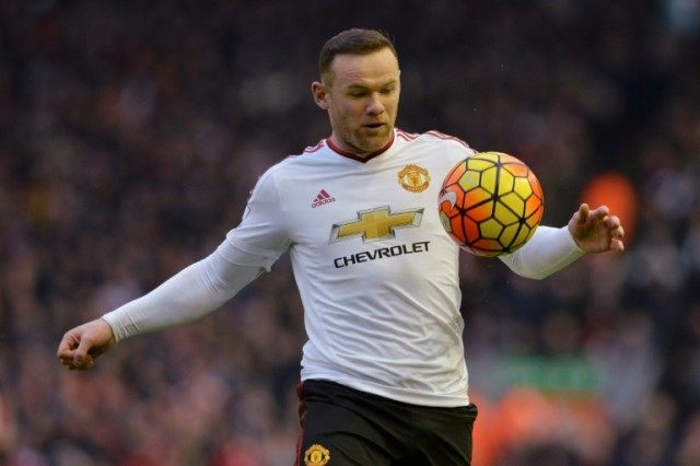 Manchester United's Wayne Rooney is one of the highest paid players in the Premier League with a weekly salary of £300,000 ($426,000)