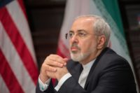 """Iran's Foreign Minister Mohammad Javad Zarif described a US court decision to use Tehran's frozen assets to compensate victims of terror attacks as """"a travesty of justice"""""""