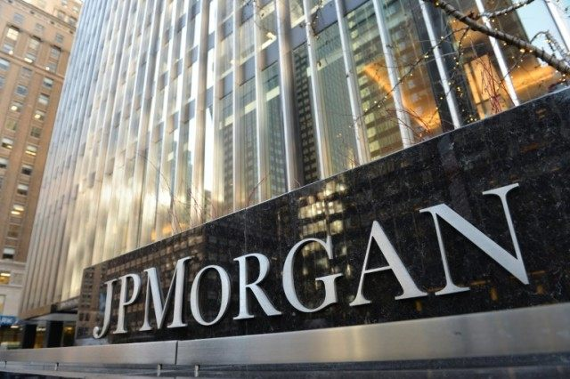 "JPMorgan Chase and Bank of America are among the banks deemed ""systemically important"" or ""too big to fail"""