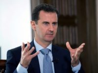 The UN envoy brokering peace talks in Geneva had made a proposal that would have kept Syrian President Bashar al-Assad (pictured) as president during a transitional period