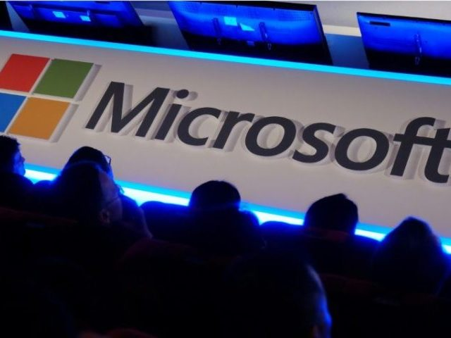 Microsoft posted a net profit of $3.8 billion as revenues dipped six percent to $21.7 billion, in results which sent Microsoft shares down 4.6 percent in after-hours trade