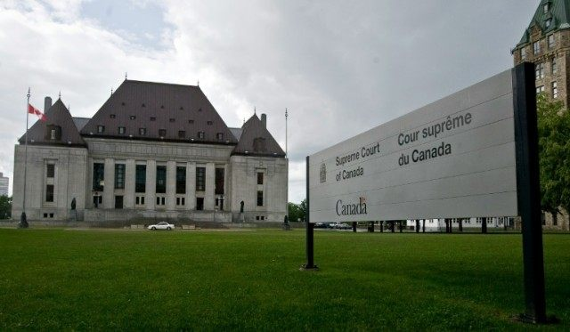 The Supreme Court of Canada struck down key policies of the former Conservative government that aimed to deter crimes by effectively jailing convicts for longer