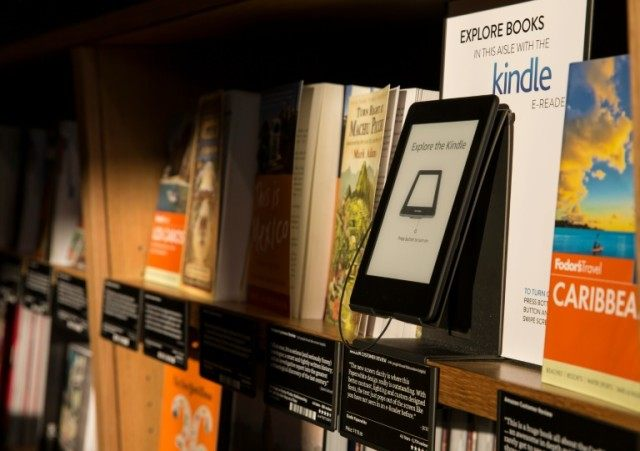 The Kindle Oasis, the eighth generation e-reader from Amazon, will be available April 27, 2016 starting at $290 for US customers