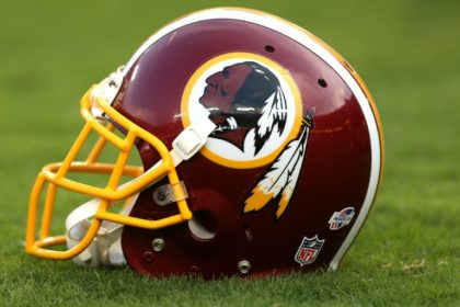 """In 2014, a tribunal at the US Patent and Trademark Office (PTO) found that the Redskins' trademark should be canceled because the name is """"disparaging to Native Americans"""""""