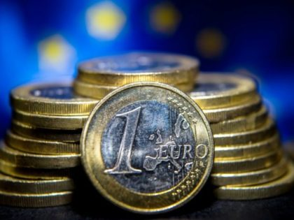 European Union Eurozone inflation in April was negative 0.2 percent, compared with a revised zero percent in March