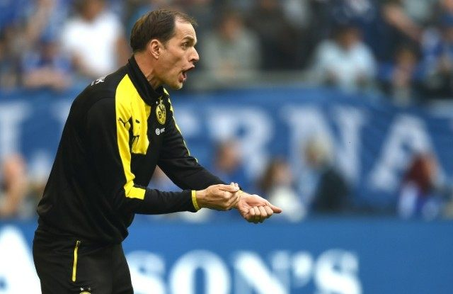 Head coach Thomas Tuchel's Borussia Dortmund were ousted in dramatic fashion from the Europa League against Liverpool, losing 5-4 on aggregate with a 91st minute winning goal