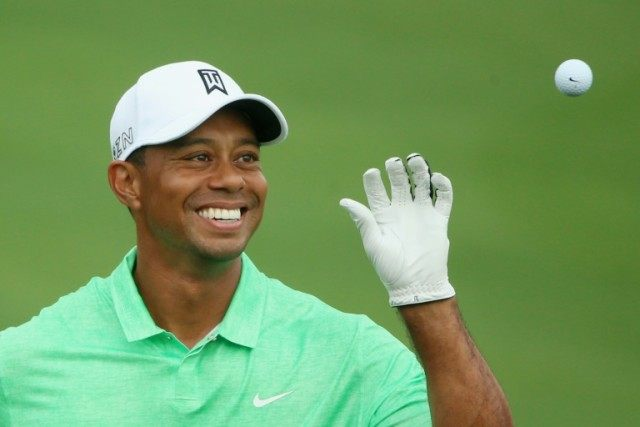 Tiger Woods, a four-time Masters winner, has not played a PGA event since last August