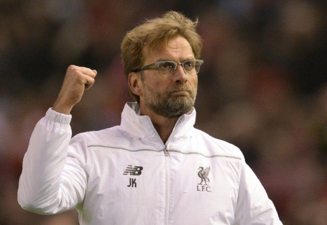 Jurgen Klopp's Liverpool staged a stunning comeback against Borussia Dortmund to reach the Europa League semi-finals on April 14, 2016