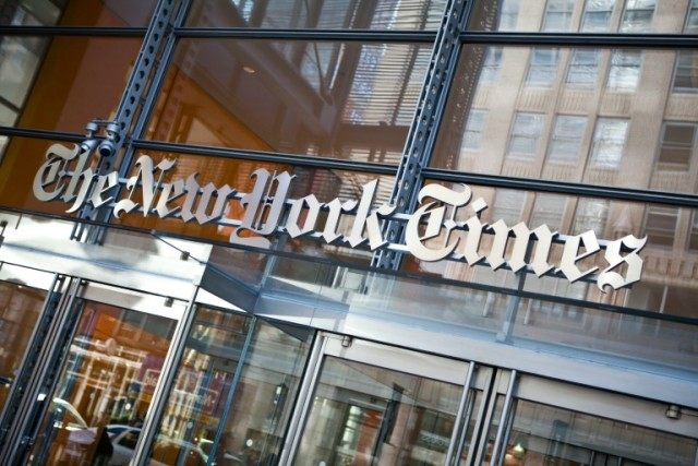 "The New York Times said that it was investing to create a new ""international digital growth team"" to help promote the themselves to global audiences"