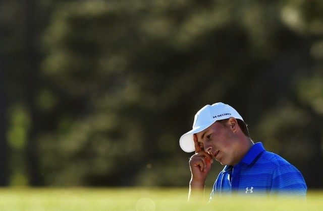 Jordan Spieth has admitted that his Masters capitulation on Sunday will take him some time to recover from