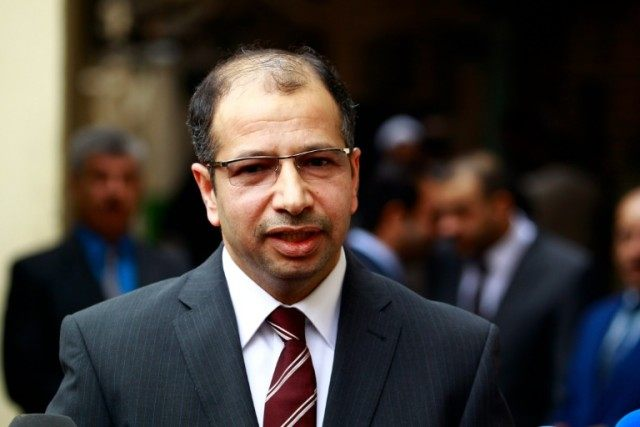 Iraqi lawmakers decided to remove parliament speaker Salim al-Juburi, in a vote held in his absence
