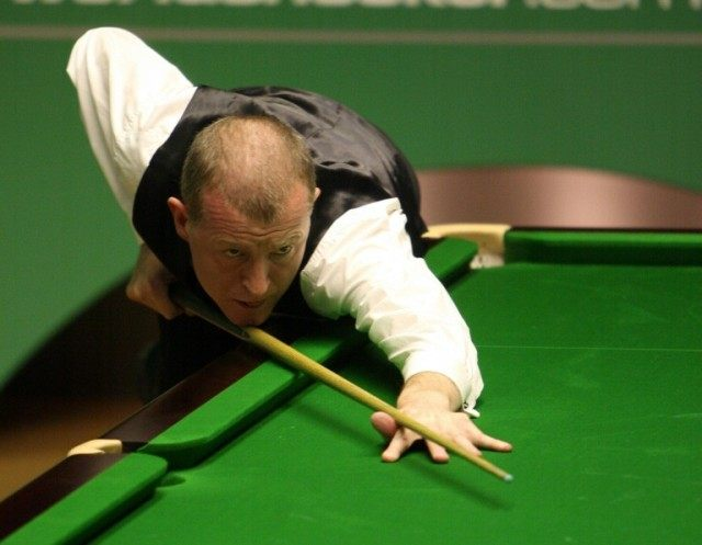 Steve Davis was world snooker champion six times