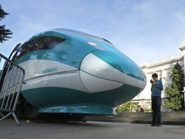 Department Of Transportation Cancels Funds To CA High-Speed Rail