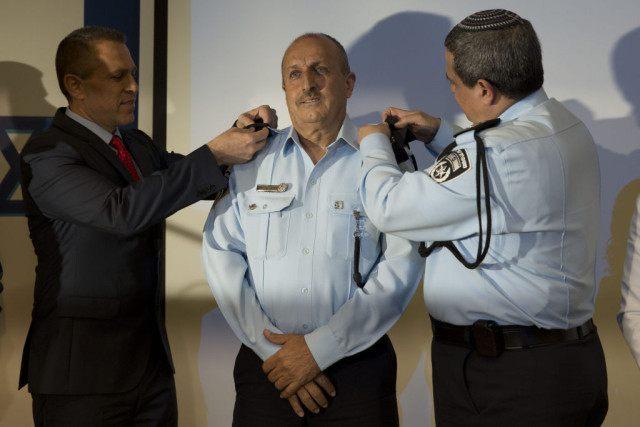 Gilad Erdan, Gamal Hakroosh, Roni Alsheikh