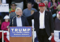 Jeff Sessions, Donald Trump