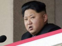 FILE - In this Oct. 10, 2015, file photo, North Korean leader Kim Jong Un delivers remarks at a military parade in Pyongyang, North Korea. North Korea's biggest political convention in decades opens in Pyongyang on May 6, 2016. The announcement comes amid outside speculation that North Korea will soon …