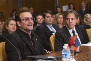 Bono suggests using Amy Schumer, Chris Rock to combat extremism with comedy