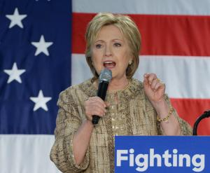 Hillary Clinton raises $33 million for DNC joint campaign account