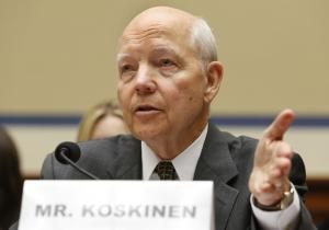 House GOP committee members call for impeachment of IRS chief
