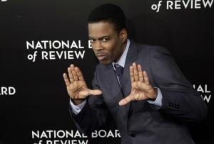 """Chris Rock to J.J. Abrams: 'Could YOU direct """"The Fantastic Four?""""'"""