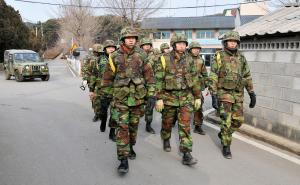 South Korea's military strength ranks 11th in the world