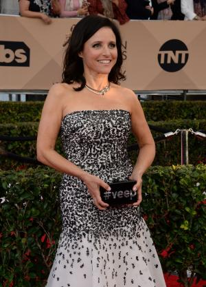 'Seinfeld' collaborators Larry David, Julia Louis-Dreyfus appear on 'SNL'