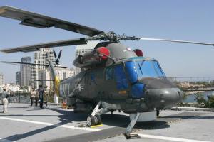 New Zealand retires Seasprite combat helicopter