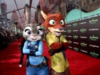 "The Los Angeles premiere of Walt Disney Animation Studios' ""Zootopia"" on February 17, 2016 in Hollywood, California."