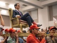 Milo Given Queen's Welcome At UC Santa Barbara