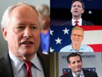 Ben Sasse, Jeb Bush, Ted Cruz Not Running as Independent Against Donald Trump, Hillary Clinton in November