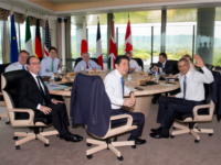 Global Political Establishment At G7 Heeds Cameron's Call To Promote EU 'Remain'