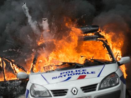 anti-police violence