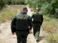 Border Patrol Agents Search