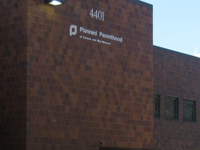 This photo from Wednesday, June 22, 2011, shows a Planned Parenthood clinic in Overland Park, Kan. The clinic is undergoing a state inspection under a new law, ahead of decisions on whether three abortion providers will get licenses allowing them to keep performing the procedures after June.