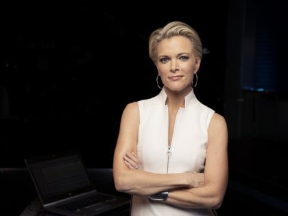 In this May 5, 2016 photo, Megyn Kelly poses for a portrait in New York. Donald Trump is a guest on Kelly's first Fox network special, which airs May 17. (Photo by Victoria Will/Invision/AP)