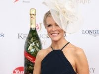 Megyn Kelly attends the G.H. Mumm Champagne event at the Barnstable Brown Gala on Saturday, May 7 2016, in Louisville, Ky. (Photo by Matt Sayles/Invision for G.H. Mumm Champagne/AP Images)