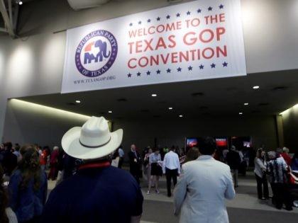 Texas GOP Convention