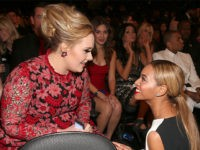 Adele Praises Beyoncé's Black Lives Matter-Themed 'Lemonade:' She is 'Jesus F*cking Christ'