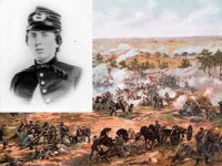 Alonzo-Cushing-Gettysburg-WikimediaCommons