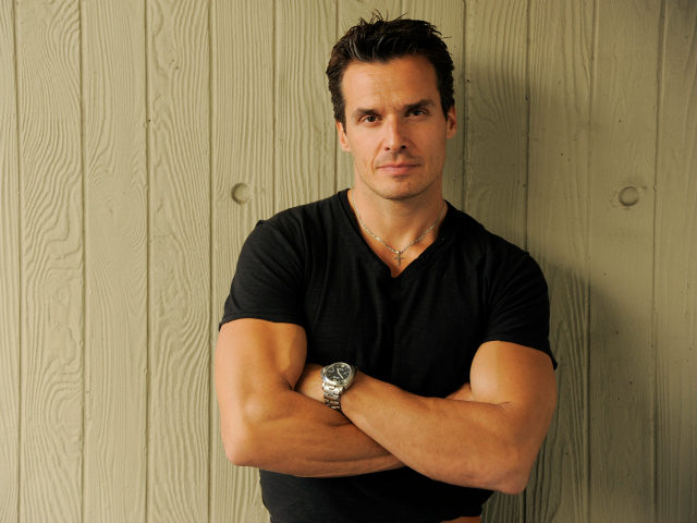 Antonio Sabato Jr. poses for a portrait on Friday, May 10, 2013 in Los Angeles. (Photo by Chris Pizzello/Invision/AP)