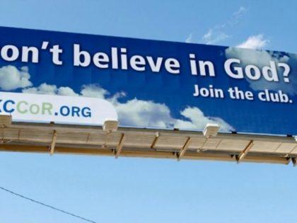 Athiest billboard AP