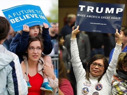 Bernie-Sanders-Donald-Trump-Supporters-Getty