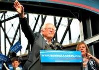 Bernie Sanders Indiana GettyJohn Sommers II