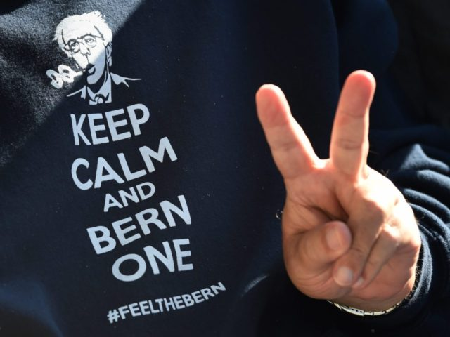 Bernie Sanders marijuana (Mark Ralston / AFP / Getty)